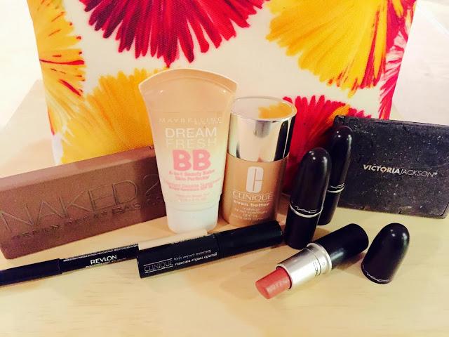 Makeup at work