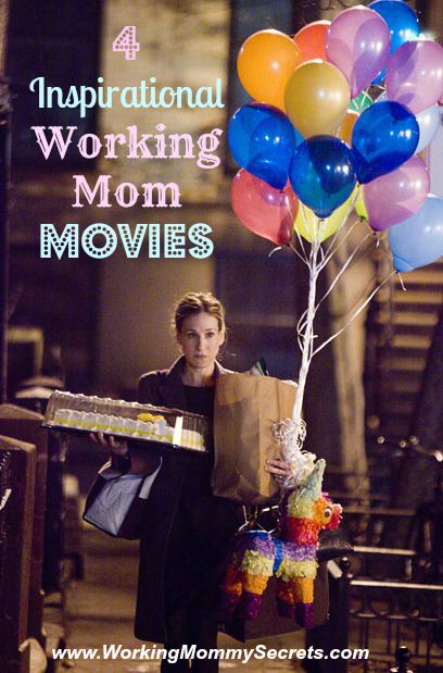 Working mom movies