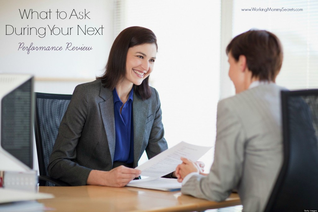 What to Ask During Your Next Performance Review